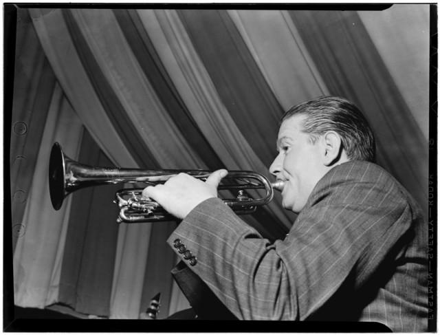 [Portrait of Wild Bill Davison, Eddie Condon's, New York, N.Y., ca. June 1946]