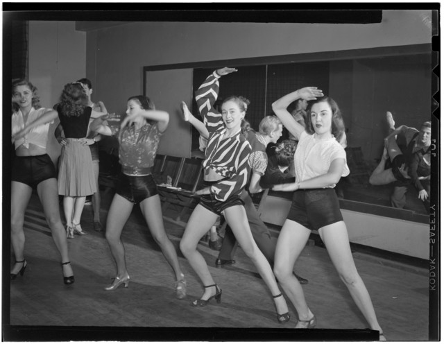 [Dancers, Nola's, New York, N.Y., ca. Feb. 1947]