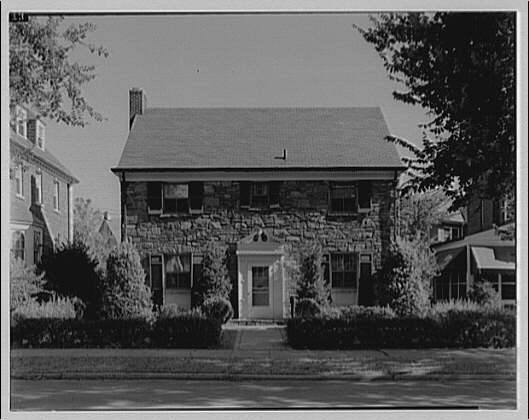 Griffith Consumers Co. House at 7567 Alaska Ave, N.W.