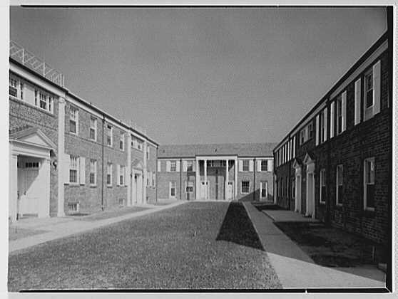 Parkway Village, Jamaica, New York. Exterior I