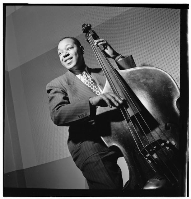 [Portrait of Al Hall, New York, N.Y.(?), ca. July 1947]