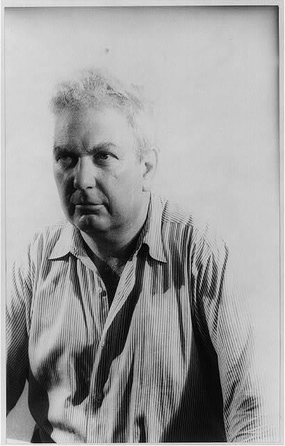 [Portrait of Alexander Calder]