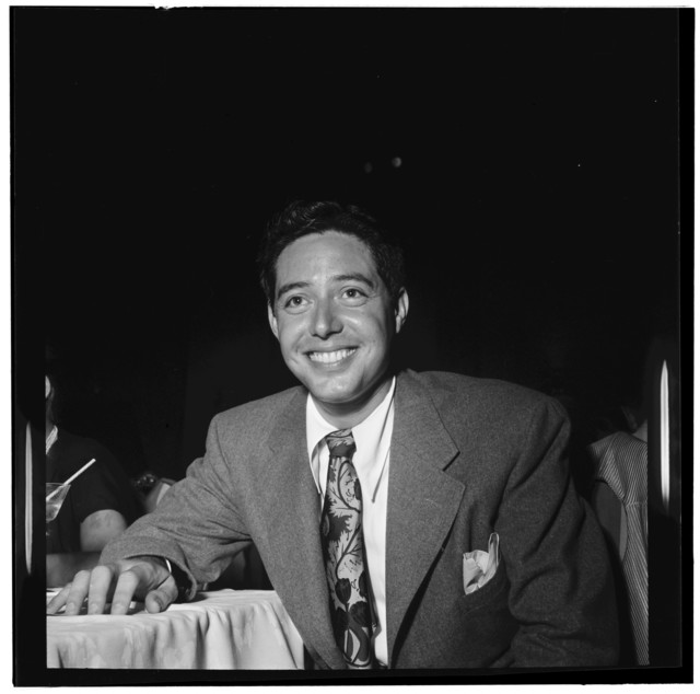 [Portrait of Andy Russell, Eddie Condon's, New York, N.Y., ca. Aug. 1947]