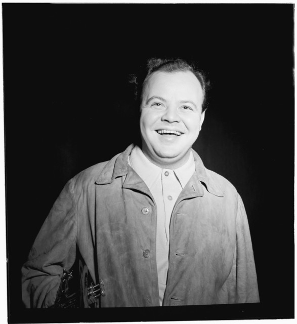 [Portrait of Billy Butterfield, Columbia studio(?), New York, N.Y., ca. Mar. 1947]