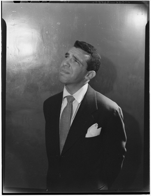[Portrait of Buddy Rich, Arcadia Ballroom, New York, N.Y., ca. May 1947]