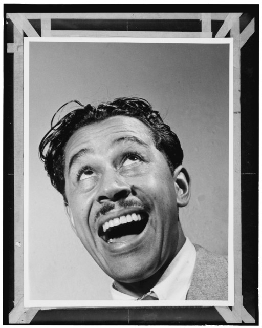 [Portrait of Cab Calloway, New York, N.Y.(?), ca. Jan. 1947]