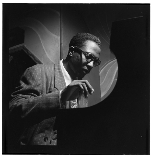 [Portrait of Thelonious Monk, Minton's Playhouse, New York, N.Y., ca. Sept. 1947]