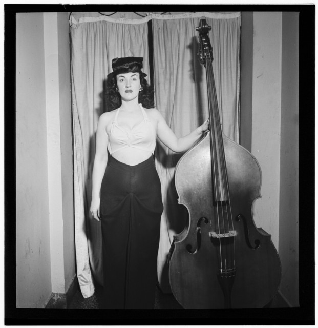 [Portrait of Vivien Garry, New York, N.Y., Dixon's, ca. May 1947]