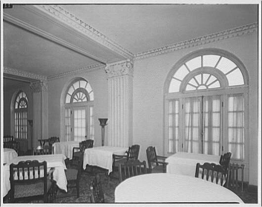 Westchester Apartments. Dining room of Westchester Apartments IV