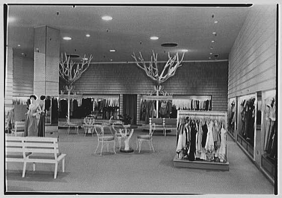 Lord & Taylor, business in Westchester. Sportswear