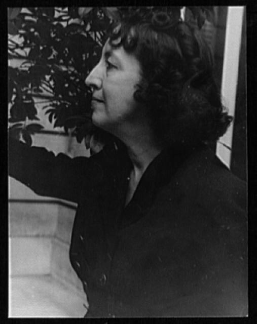 [Portrait of Marie-Laure de Noailles]