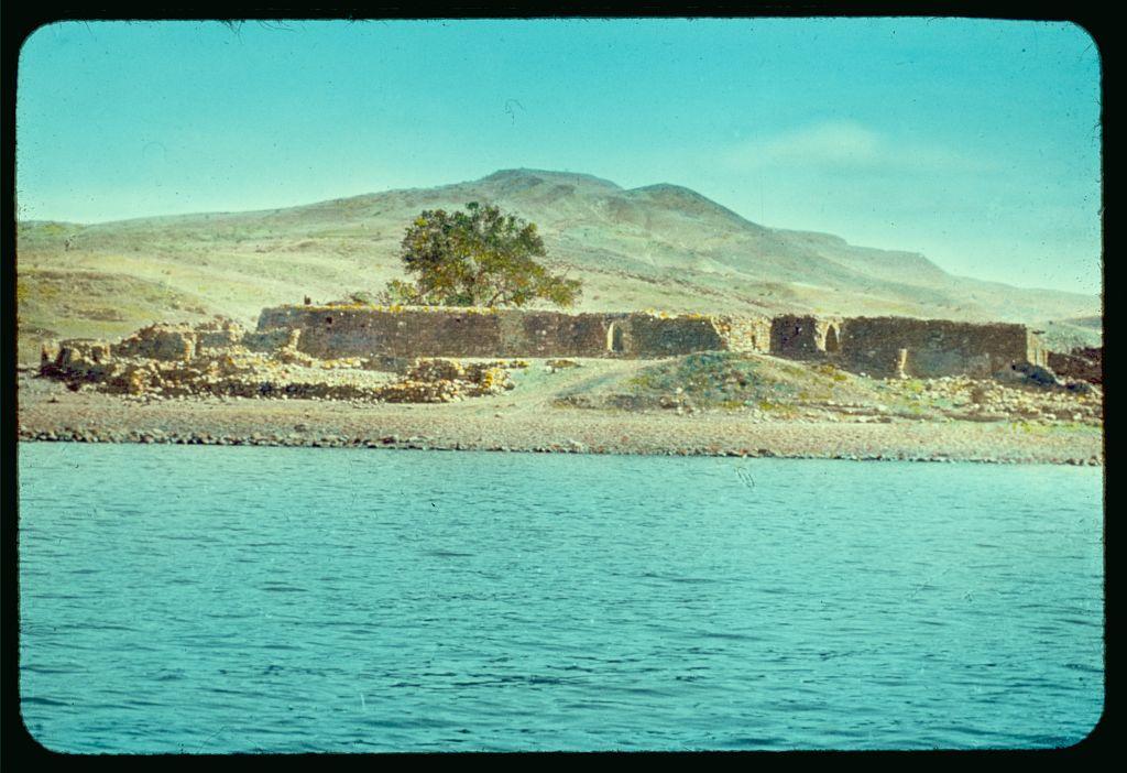 Around the Sea of Galilee. Hill of Gamala