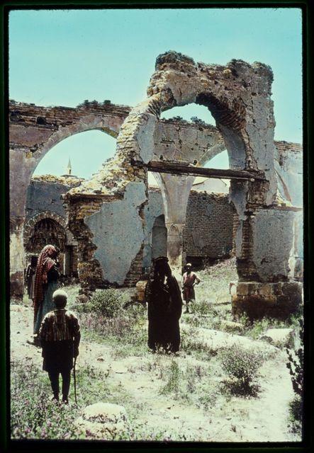 Damascus, Palmyra and Baalbek. Damascus, House of Naaman. II Kings 5: