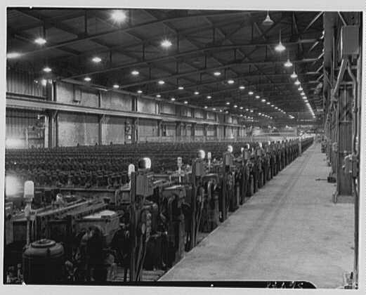 Dominion Alkali & Chemical Co., Ltd., Beaunhois i.e. Beauharnois, Canada. Cell house