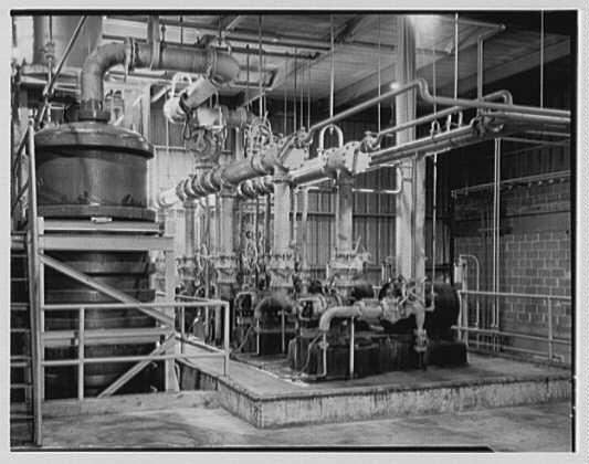Dominion Alkali & Chemical Co., Ltd., Beaunhois [i.e. Beauharnois], Canada. Close-up