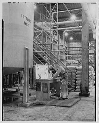 Dominion Alkali & Chemical Co., Ltd., Beaunhois [i.e. Beauharnois], Canada. Control test