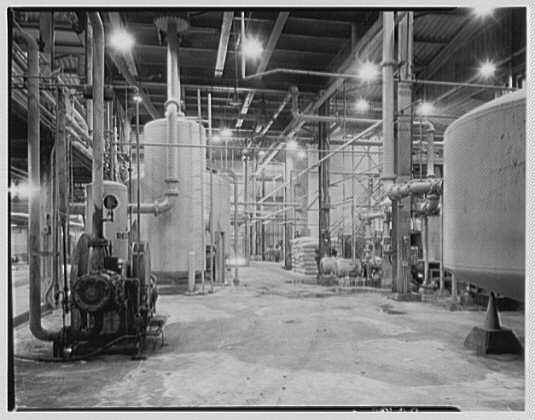 Dominion Alkali & Chemical Co., Ltd., Beaunhois [i.e. Beauharnois], Canada. Manufacturing department