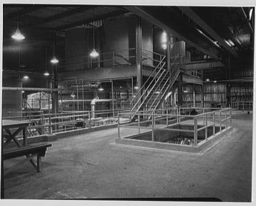Dominion Alkali & Chemical Co., Ltd., Beaunhois i.e. Beauharnois, Canada. Tank and plant