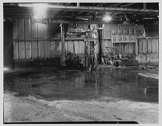 Dominion Alkali & Chemical Co., Ltd., Beaunhois [i.e. Beauharnois], Canada. View to gas disposal (Ralph Lamie)