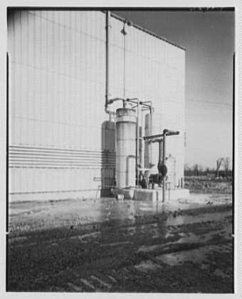 Dominion Alkali & Chemical Co., Ltd., Beaunhois [i.e. Beauharnois], Canada. Waste gas I (Ralph Lamie)