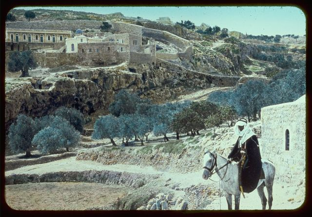 Jerusalem. Gehenna and Akeldama. Acts 1:19, Matt. 27:7-8
