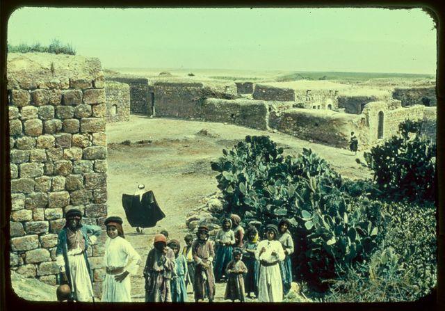Northward from Jerusalem. Shunem village. II Kings 4:8