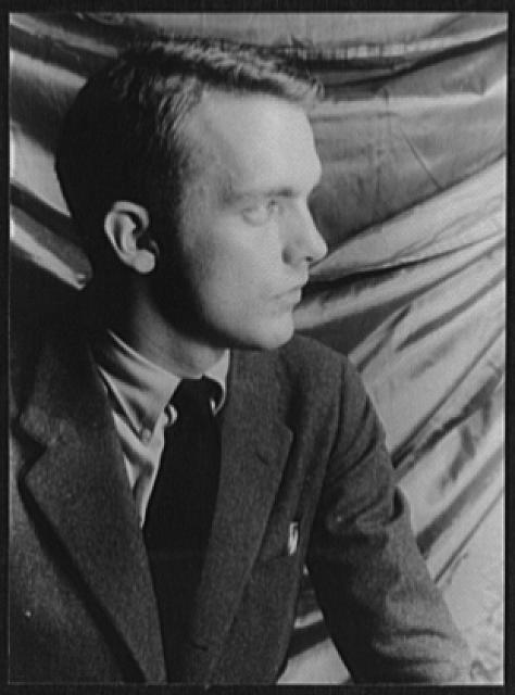 [Portrait of Frederick Buechner]