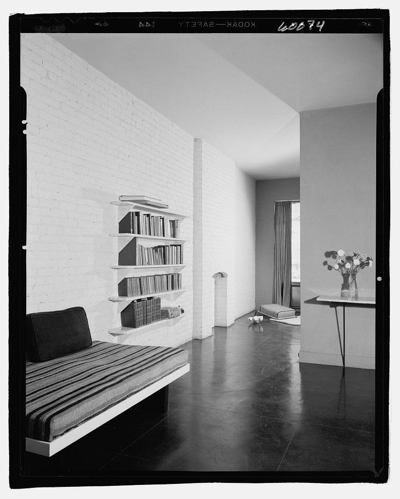 DD And Leslie Tillett Residence At 170 E 80th St New York City From Book Shelves To Bedroom