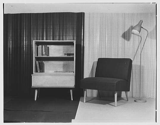 Berge-Norman Associates, business at 45 E. 28th St., New York City. Setup