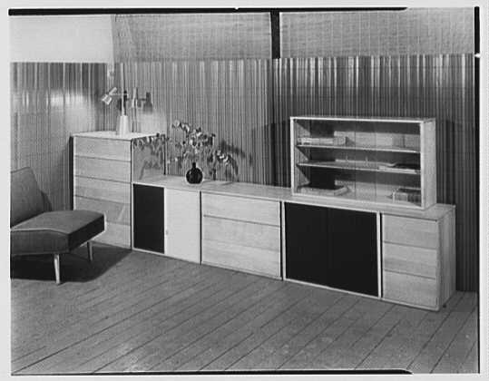 Berge-Norman Associates, business at 45 E. 28th St., New York City. Setup I