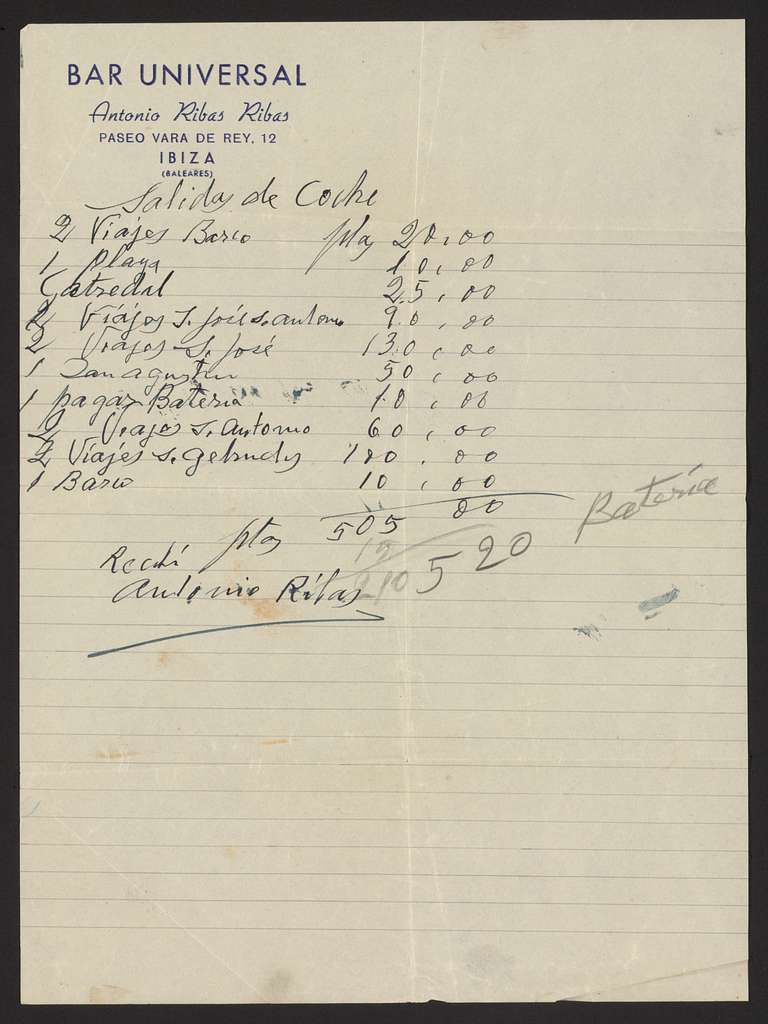 Alan Lomax Collection, Manuscripts, Alan Lomax, 1936, 1941-1997