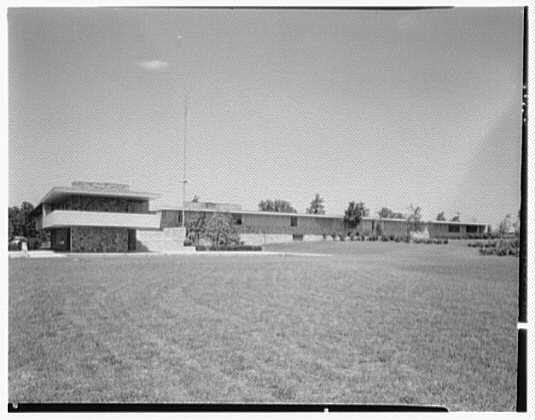Fairchild Aircraft, Hagerstown, Maryland. General from southwest