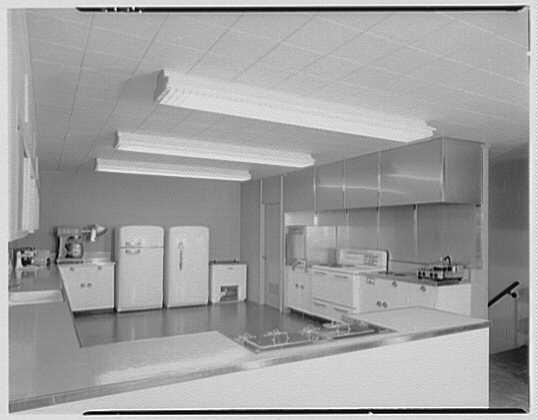 Fairchild Aircraft, Hagerstown, Maryland. Kitchen I