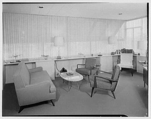 Fairchild Aircraft, Hagerstown, Maryland. Mr. Flood's office II