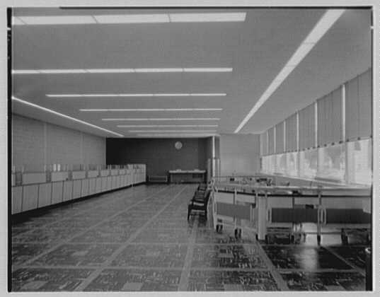 First National City Bank, Queens Blvd. Interior I