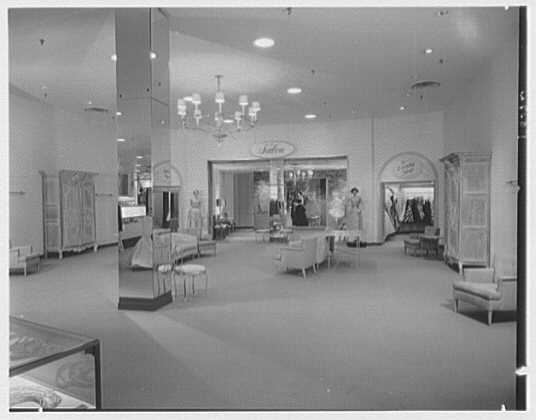 Lord & Taylor, business in Bala-Cynwyd, Pennsylvania. Better dresses