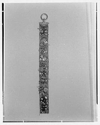 Mrs. Esther Wheeler, book photos at 1506 Woodside Ave., Baldwin, Long Island. Pull cord
