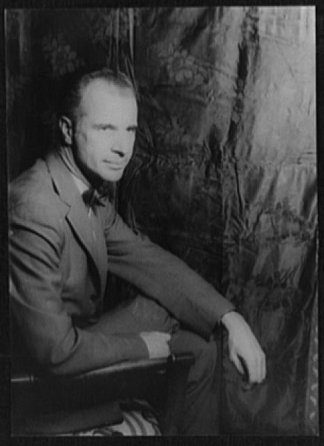 [Portrait of John Hersey]