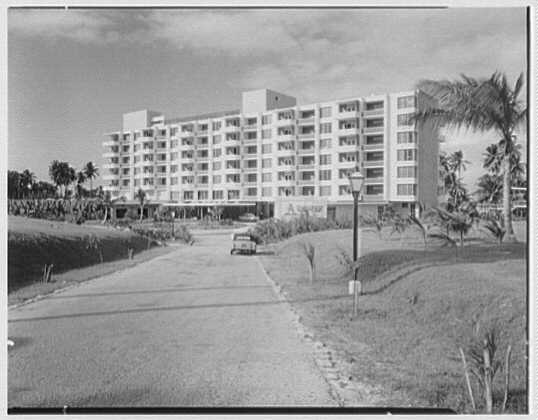 Arawak Hotel, Jamaica, British West Indies. General view I
