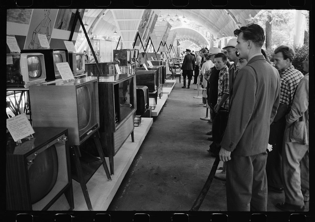 U.S.S.R. Moscow, temporary Russian exhibition