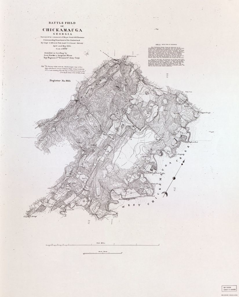Selected Civil War maps : reproduced from originals made by the U.S. Coast Survey, 1861-65 /