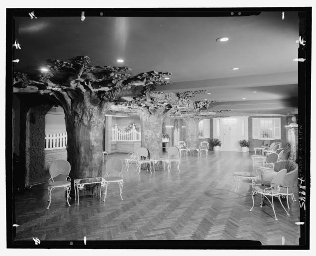 Essex House, Colonnades. Garden Room II