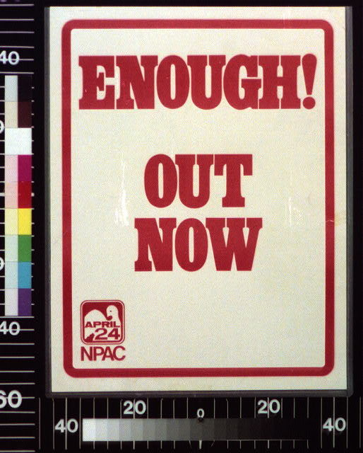 Enough! : out now