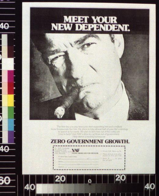 Meet your new dependent