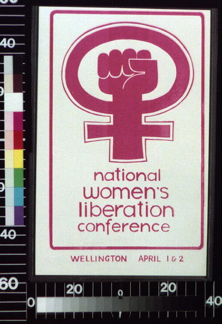 National Women's Liberation Conference, Wellington, April 1 & 2