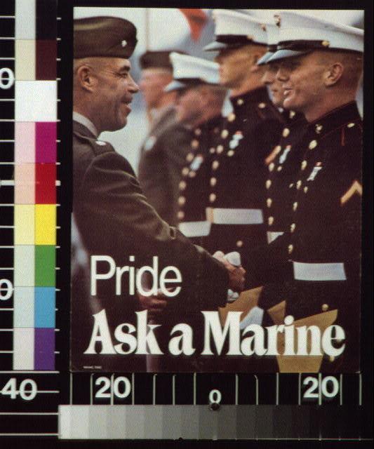 Pride, ask a Marine