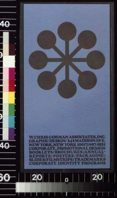 W. Chris Gorman Associates, Inc., graphic design ...
