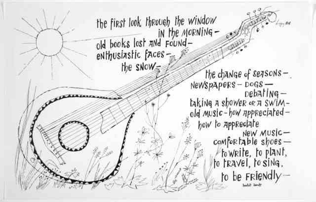 The first look through the window ... [translated by] George Tabori. [Santa Barbara, Calif.] Unicorn Press, 1967.