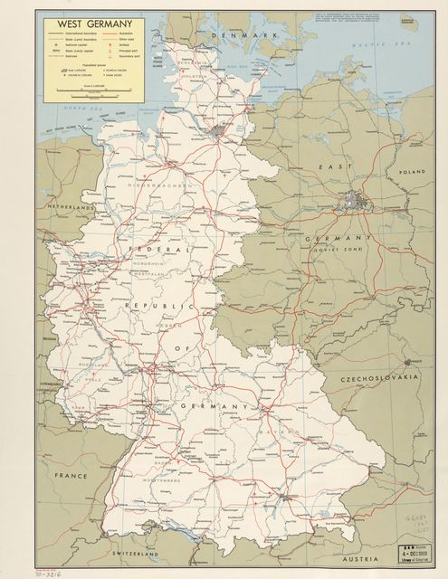 West Germany. 8-69.