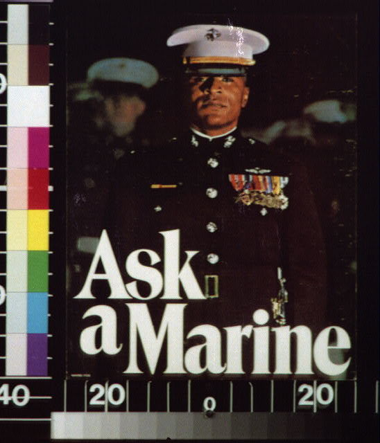 Ask a Marine